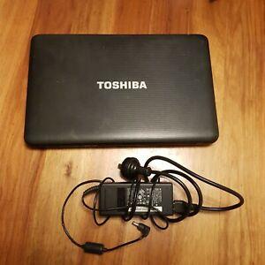 """Toshiba Satellite Pro C650 15.6"""" (320 GB, Intel Celeron, 2.1 MHz, 2048 MB) Lapto"""