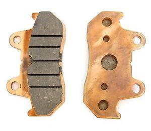 Emgo Full Metal Front Brake Pads - Honda CB/CB400 CB750/900 CBX GL1100