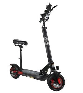 Original Electric Scooter Kugoo M4 Pro With Seat Upgraded Battery To 16AH.