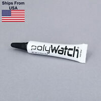 POLYWATCH 5g Remover Polish scratches of Watch Plastic/Acrylic Crystal Glass USA