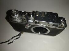 Canon IIF Rangefinder Camera number 104400