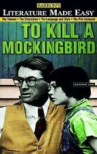 To Kill a Mockingbird : Notes by Harper Lee and Mary M. Hartley (1999,.