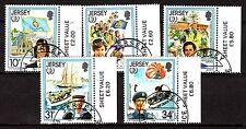 Jersey - 1985 Youth Year - Mi. 350-54 VFU