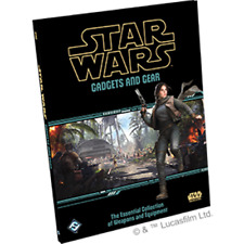 Star Wars RPG: Gadgets and Gear Hardcover PREORDER SWR17