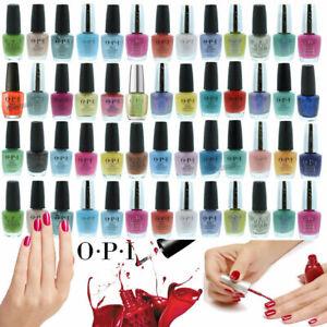 OPI Nail Polish Lacquer Varnish Collection 15ml Variety of Choice UK Stock