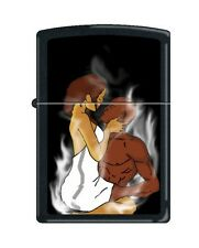 Zippo 218 Man & Woman Shower Passion Barrett Smythe Collection Lighter RARE
