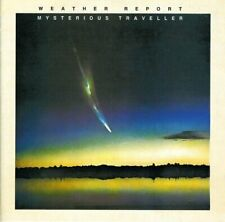 Weather Report - Mysterious Traveller (NEW CD)