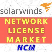 SolarWinds Network Configuration Manager License - SLX, Permanent and Unlimited