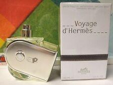 VOYAGE d'HERMES EAU DE TOILETTE 3.3 OZ / 100 ML SPRAY NEW IN BOX