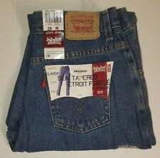 Vintage Levi's Women Jeans 512 29R Classic Slim Tapered- Sits Waist High NEW