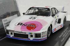 RACER SLOT IT SW45 PORSCHE 935K2 RICOH KREMER GROUP 5 1978 NEW 1/32 SLOT CAR