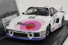 RACER SLOT IT SW45 PORSCHE 935K2 RICOH KREMER GROUP 5 1978 NEW 1/32 SLOT CAR