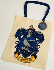 PRIMARK HARRY POTTER RAVENCLAW CANVAS TOTE SHOPPING BAG - Brand New With Tags