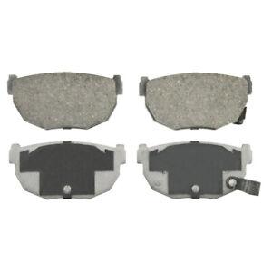 Disc Brake Pad Set-ThermoQuiet Disc Brake Pad Rear Wagner PD272