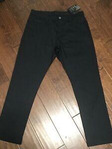 Nike Flex Men's(Black)Slim Fit Golf Pants Size 32x30