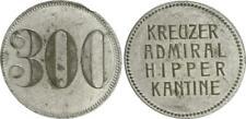 Deutschland / Kreuzer Admiral Hipper  300 Pfennig, ss