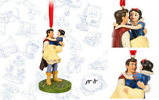 Disney Snow White Prince Limited Edition 1000 Sketchbook Ornament November 2014