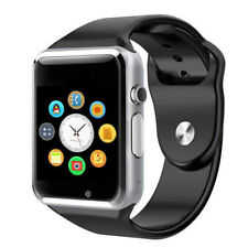 For iPhone Android Samsung LG Bluetooth GSM Smart Wrist Watch A1 w/Camera