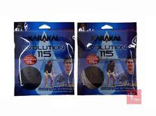 Karakal Evolution 115 Squash String 10m Set (Available in: Black or Silver)