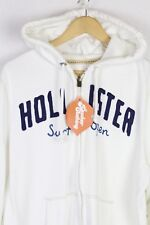 Mens HOLLISTER Hoodie SURFER OPEN CHALLENGE Hooded COMFEE Sweat ZIPPER Large P16