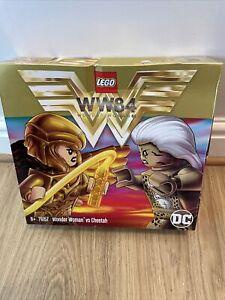 LEGO DC Comics Super Heroes: Wonder Woman VS Cheetah 76157 Box Damaged