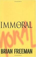 Immoral (Jonathan Stride), Freeman, Brian, Good Book