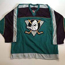 Vintage Anaheim Mighty Ducks Alternate Nike Size 52