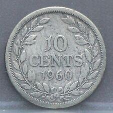 Liberia - 10 Cents 1960 - KM# 15