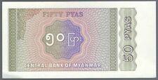 Banknote Myanmar - 50 Pyas - 1994 - unc