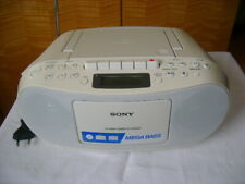 Sony CD-Radio-Cassettenrecorder CED-S50