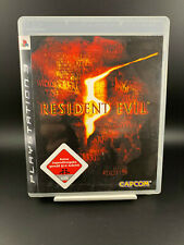 PS3 Spiel / Resident Evil 5  / Playstation 3 / Spiele / Playstation /