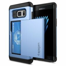 Spigen Galaxy Note FE Case Slim Armor CS Blue Coral