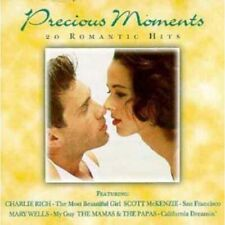 [Music CD] Precious Moments - 20 Romantic Hits