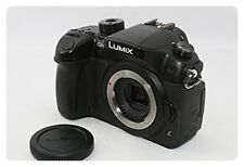 Used Panasonic mirrorless camera Lumix GH4 Body only Black DMC-GH4-K EMS F/S