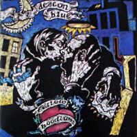 DEACON BLUE fellow hoodlums (CD, album, 1991) blues rock, pop rock, very good