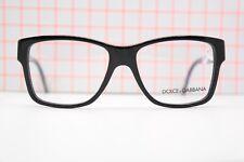 Brille Brillengestell Original Dolce Gabbana DG 3126 2504 blau Logo Neu