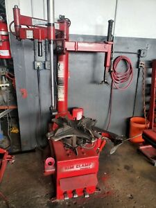 Coats Tire Machine 7050EX