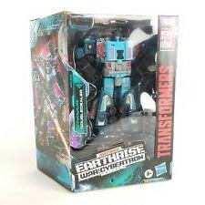 Transformers Doubledealer Earthrise War For Cybertron Leader Class Transforms!