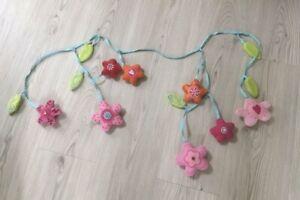 Haba Mia Pia Girlande Blumengirlande