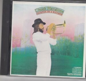 CHUCK MANGIONE JOURNEY TO A RAINBOW CD RARE MADE IN JAPAN FR US MARKET 1983