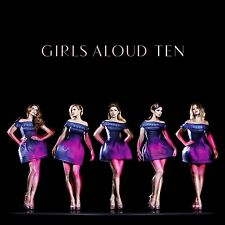 GIRLS ALOUD - TEN (GREATEST HITS with 4 NEW SONGS) (2012)