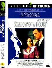 Shadow of a Doubt (1943) New Sealed DVD Alfred Hitchcock