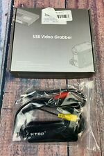 VTOP USB 2.0 Video Capture Card Grabber Device VHS To DVD Converter For Analog