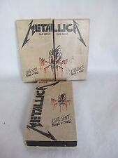 Metallica - Live: Binge and Purge - 1992 Concert - 3 Vhs Tapes