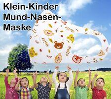 """Klein-Kinder Kids 3D Mundschutz Schutzmaske Atemschutz Waschbar """"Hello"""""""
