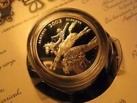 Festivals Canada 2002 Calgary Stampede 50 Cent Fine Silver Coin Rcm Set.