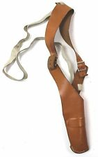 (no4) GERMAN ARMY & POLICE LEATHER SHOULDER HOLSTER