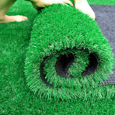 6.6x9.9ft Fake Grass Mat Synthetic Landscape Artificial Turf Lawn Yard Landscape