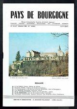 Pays De Bourgogne N°112 - 12/1980 - Le Chateau de Charme De Frolois
