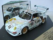 SUPER SCARCE VITESSE PORSCHE 911 993 GT2 WOLINSKI NAKED LADY 1:43 LTD EDT